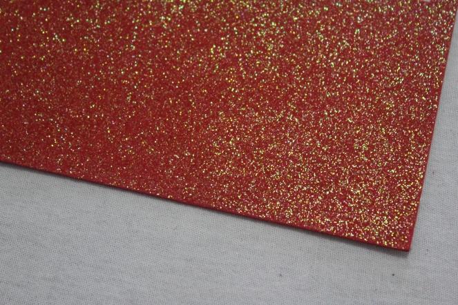 EVA com glitter