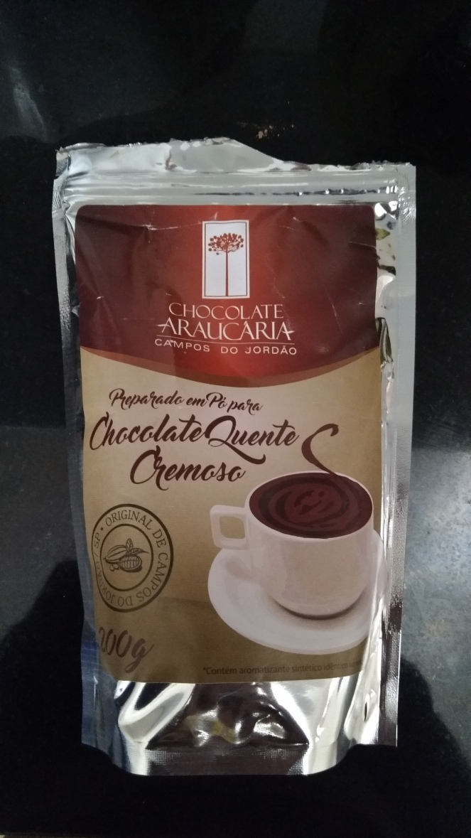 chocolate araucaia