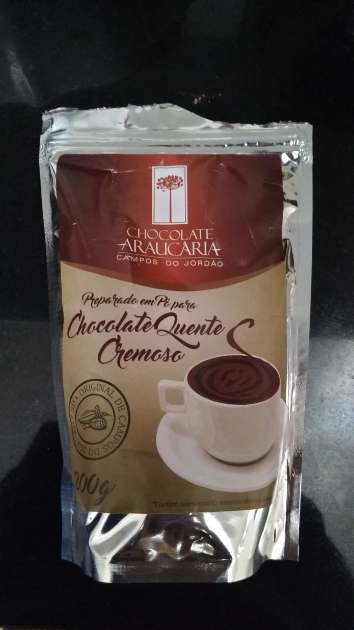 chocolate araucaia