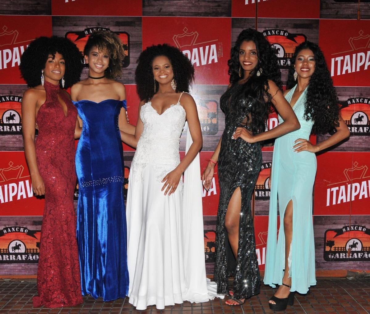 Concurso Miss Beleza Negra São Paulo 2019